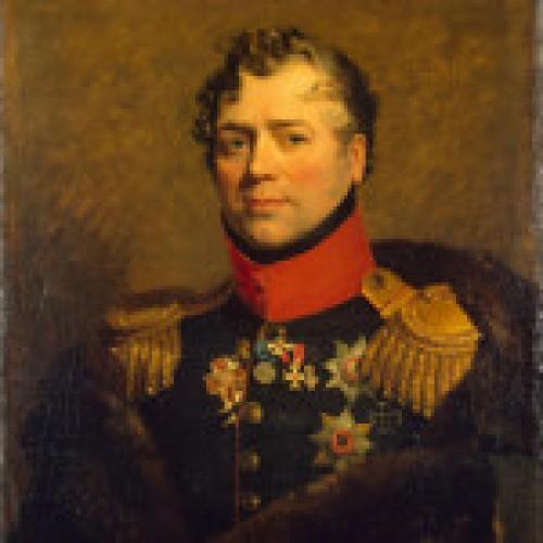 Голицын Дмитрий Владимирович. Президент МОИП с 1830 по 1835 гг.