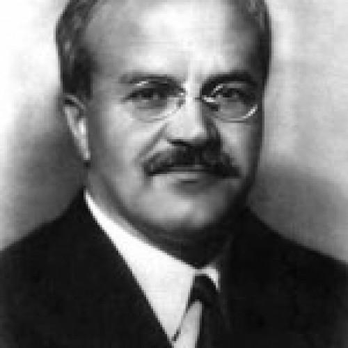 Молотов (Скрябин) Вячеслав Михайлович