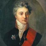 Оболенский Андрей Петрович. Президент МОИП с 1817 по 1825 гг.