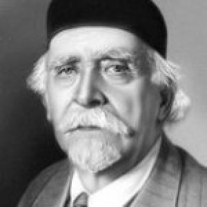 Зелинский Николай Дмитриевич. Президент МОИП с 1935 по 1953 гг.